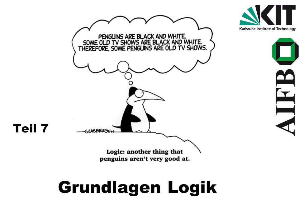 Wie funktioniert Logik.