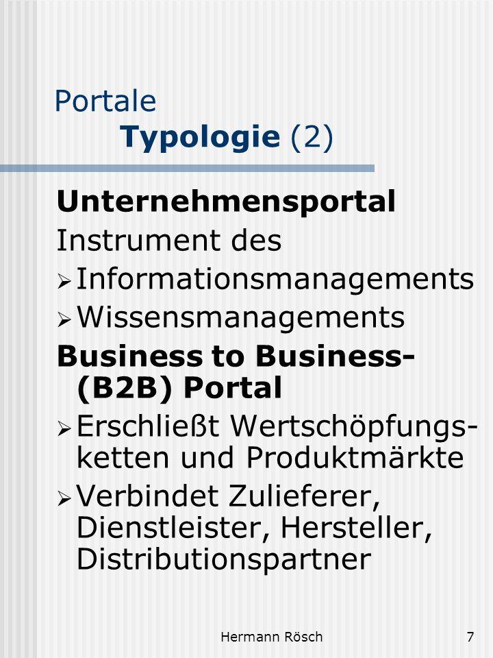 Hermann Rösch18 Portale Funktionsmerkmale (4) 4.