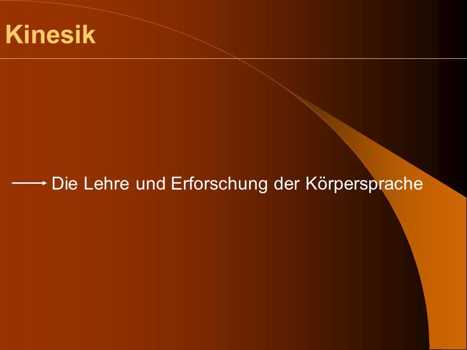 Körperhaltung Gehen Storchen-GangZehen-Gang Vorsicht/ Unsicherheit Zielstrebig / Eilig