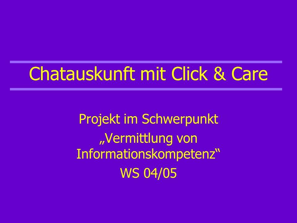 Inhalt Click & Care Module von Click &Care Click & Care Nutzer Fazit Selbst ausprobieren!