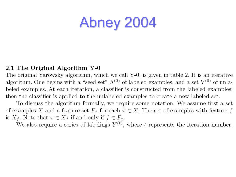 Abney 2004