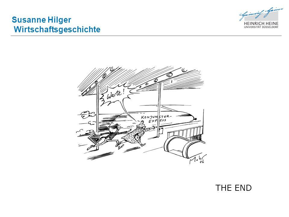 Susanne Hilger Wirtschaftsgeschichte THE END