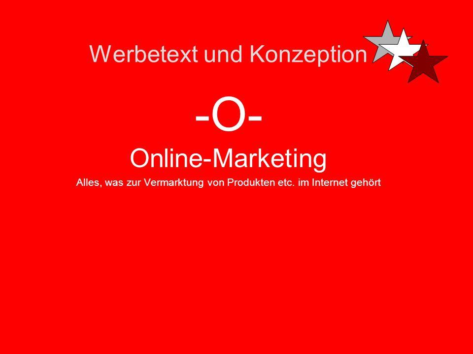 Werbetext und Konzeption -N- Namefindung Im Grunde genommen, das Erfinden von Marken, Firmen- und Produktnamen Network Agentur Eine Agentur- bzw. Agen