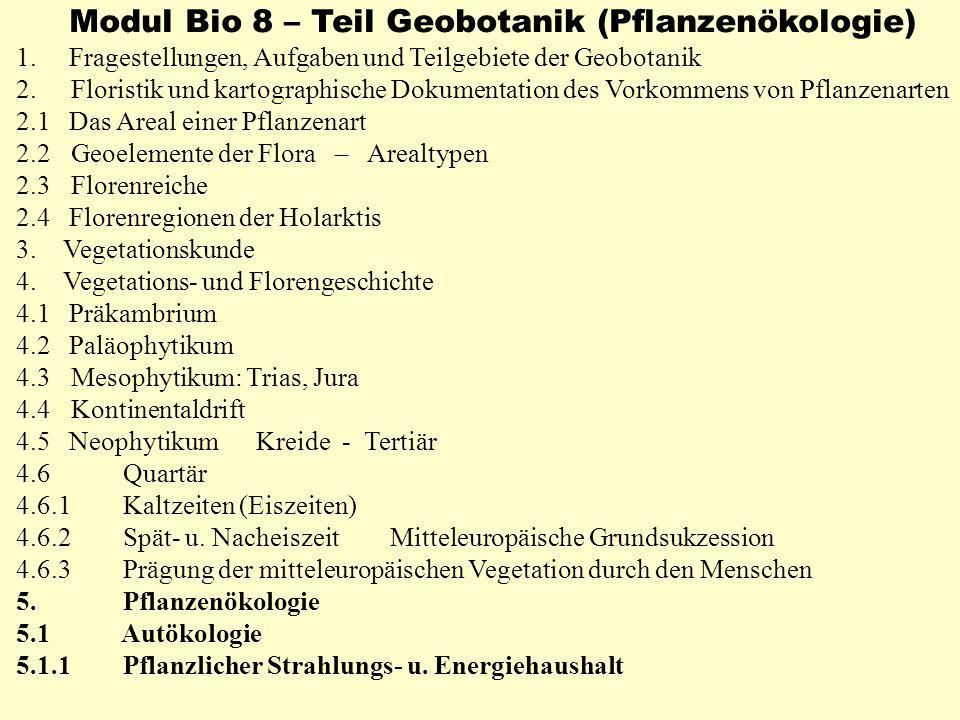 Poikilohydrie Homoiohydrie (nahezu alle Kormophyten) Poikilohydre Thallophyten: Algen, Pilze, Flechten, Moose Einige Farne und Blütenpflanzen Poikilohydre Kormophyten