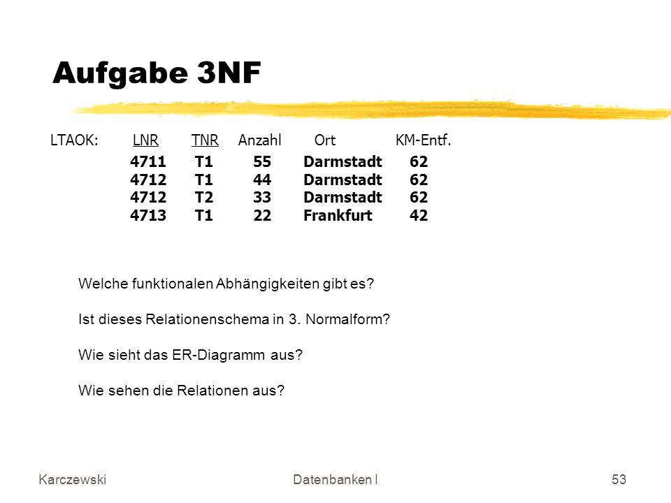 KarczewskiDatenbanken I53 Welche funktionalen Abhängigkeiten gibt es.