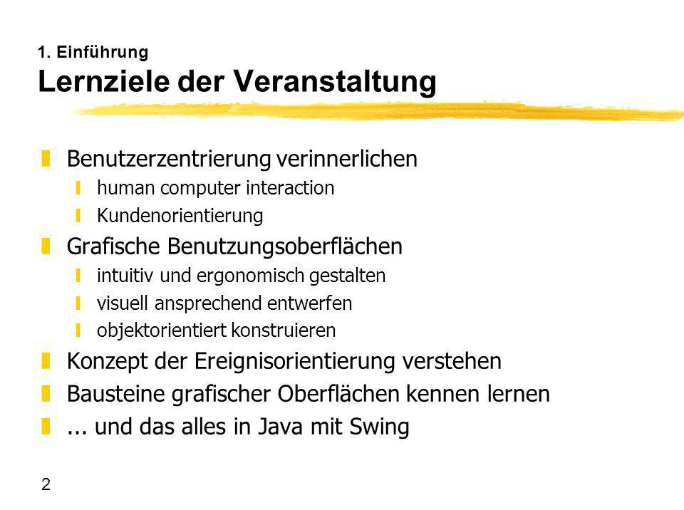 223 5.3 Layout-Manager Überblick