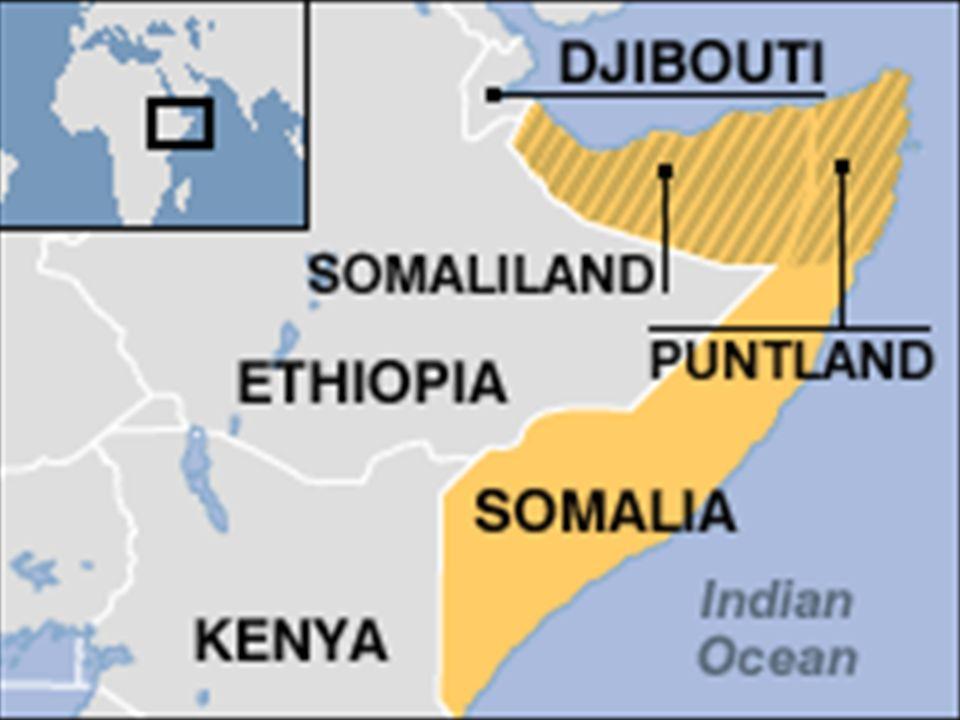 Hintergrund 1988-1991 Anti-Regime-Krieg auf Clan-Basis 1991 Staatskollaps & Unabhängigkeitserklärung Somalilands 1992-1995 gescheiterte internationale Intervention 1995-1999 Kriegsökonomie trocknet langsam aus 1999-2002 Arta-Konferenz & TNG 2002-2005 Eldoret/Mbagathi-Verhandlungen, machtlose & gespaltene Übergangsregierung (TFG) 2006 US-Einmischung, Aufstieg ICU, Vertreibung d.