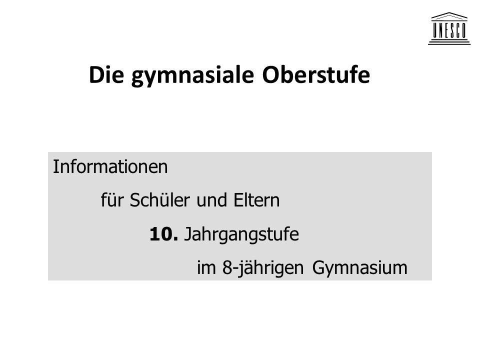 Abiturprüfungsfächer 1.Deutsch 2. Mathematik 3. Fremdsprache 4.