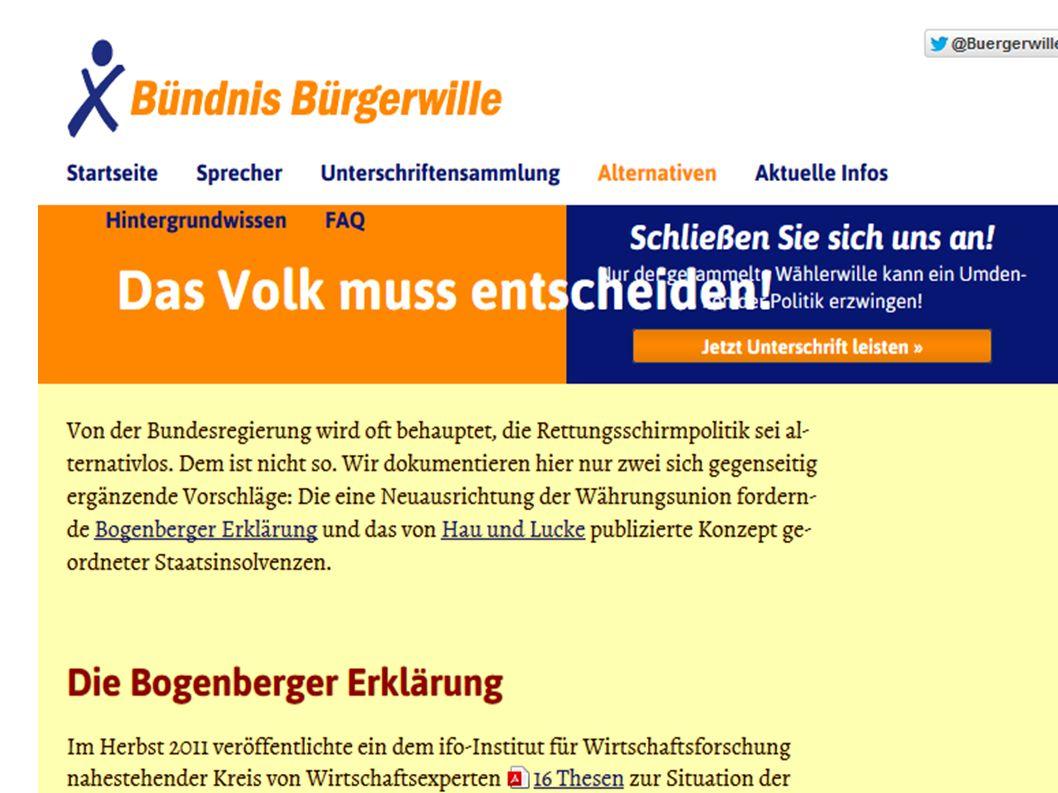 Bogenberger Erklärung Prof.Dr. h.c. Roland Berger Dr.