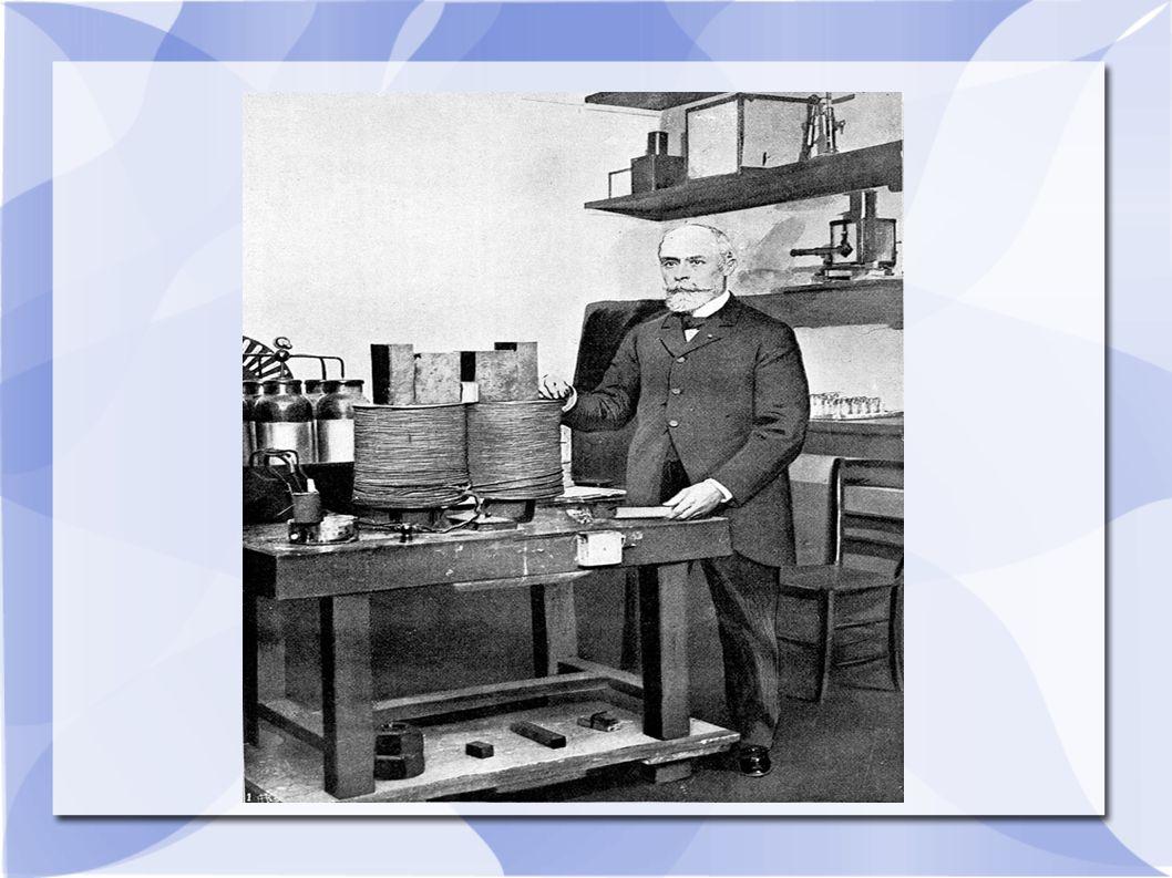 Entdeckung der Radioaktivität 1896: Becquerel widmet sich aufgrund seines geweckten Interesses den Uransalzen Leuchten wie Licht.