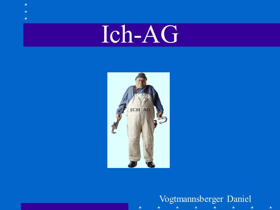 Ich-AG 7.Links 1. Grundlegende Informationen 6.