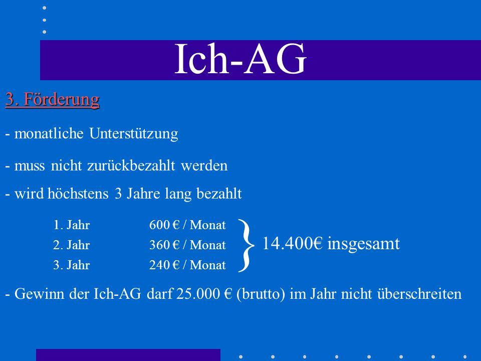 Ich-AG 4.