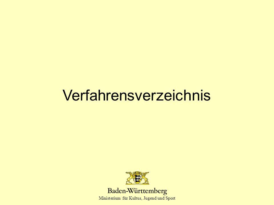 Ministerium für Kultus, Jugend und Sport - 12 - Technische und organisatorische Ma ß nahmen nach § 9 LDSG