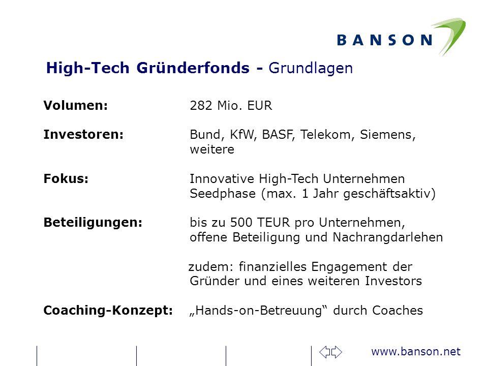 www.banson.net Volumen:282 Mio.