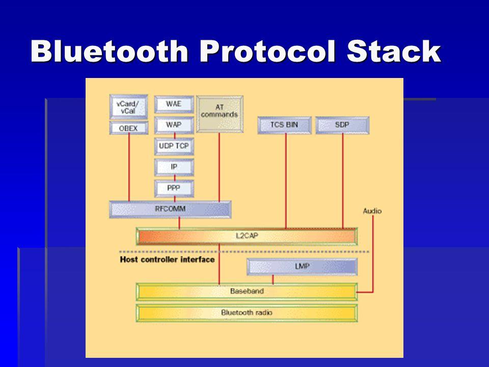 Bluetooth Protocol Stack