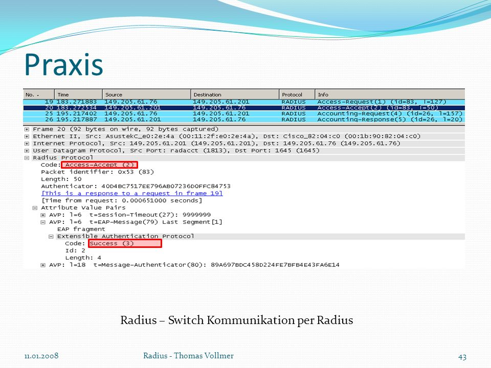 Praxis Radius - Thomas Vollmer Radius – Switch Kommunikation per Radius