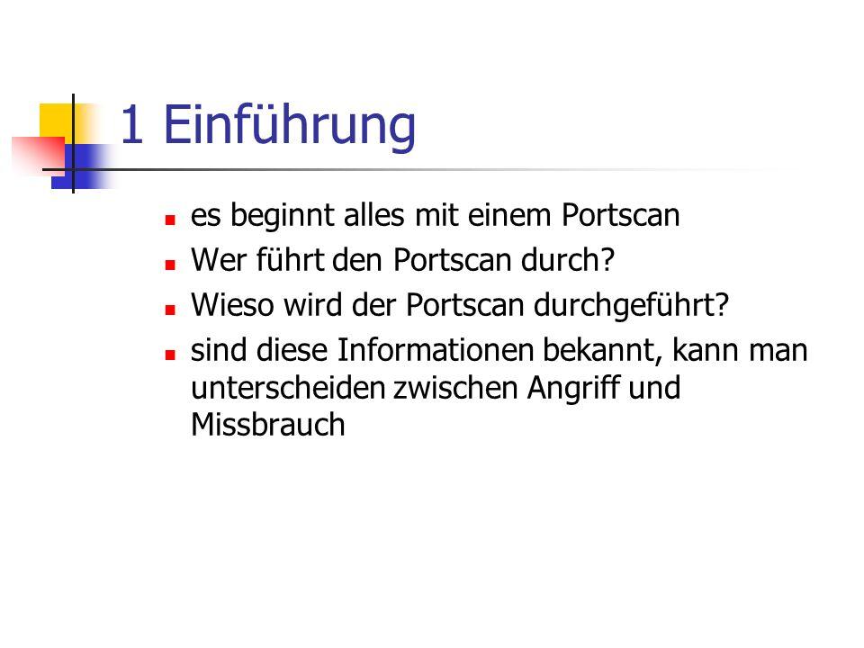 3 Praxis Einrichtung eines Filters BPF-Filter definieren, welche Pakete gesammelt werden.