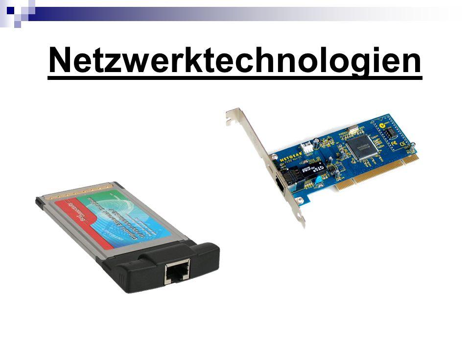 Netzwerktechnologien