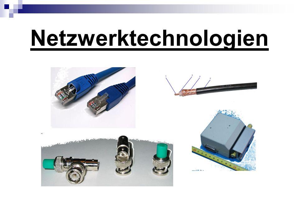 Die Themen der Arbeitsgruppen Standard Thema der Gruppe Status der Gruppe 802.1 Internetworking aktiv 802.2 Logical Link Control (LLC) inaktiv 802.3 CSMA/CD - Systeme, Ethernet aktiv 802.3u Fast-Ethernet aktiv 802.3z Gigabit Ethernet über Glasfaseraktiv 802.3ab Gigabit Ethernet über UTP aktiv 802.4 Token Bus Zugriffsverfahren inaktiv 802.5 Token Ring Zugriffsverfahren inaktiv 802.6 Metropolitan Area Network (MAN)aufgelöst 802.7 Breitbandübertragungstechnologie aufgelöst 802.8 Glasfaserübertragungstechnologie aufgelöst 802.9 Integrierte Sprach- und Datendiensteinaktiv 802.10 Netzwerksicherheit inaktiv 802.11 Drahtlose Netze aktiv 802.12 Demand Priority Verfahren / 100-Mbit/s Ethernetinaktiv 802.13 --- (nicht definiert) (Vermutlich aufgrund der Unglückszahl 13 )--- 802.14 Breitband Cable TV (CATV) aufgelöst 802.15 Wireless Personal Area Network (WPAN) aktiv 802.16 Broadband Wireless Access (BWA) aktiv 802.17 Resilient Packet Ring (RPR) aktiv 802.18 Radio Regulatory Technical Advisory Group (RRTAG) aktiv 802.19 Coexistence TAG aktiv 802.20 Drahtlose Breitbandnetze aktiv 802.21 Medienunabhängiges Handoveraktiv 802.22 Drahtlose Regionalnetze (WRAN) aktiv 802.30 100 Base-X, 100 Base-T, Fast Ethernet aktiv