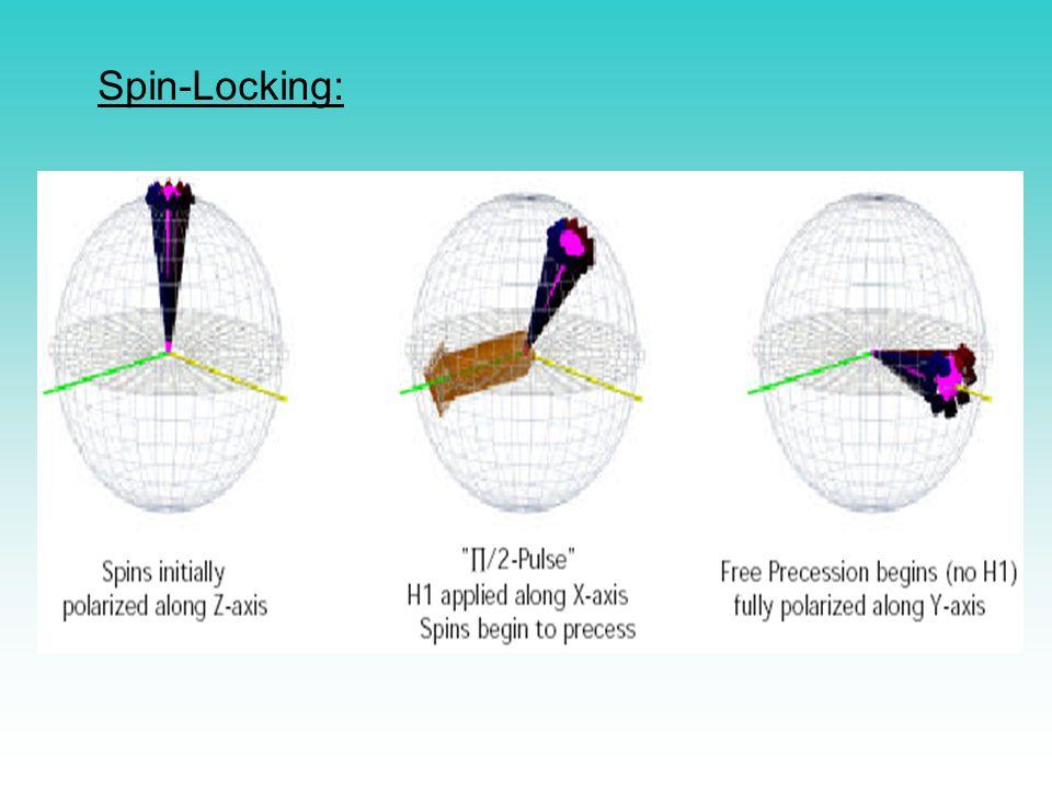 Spin-Locking: