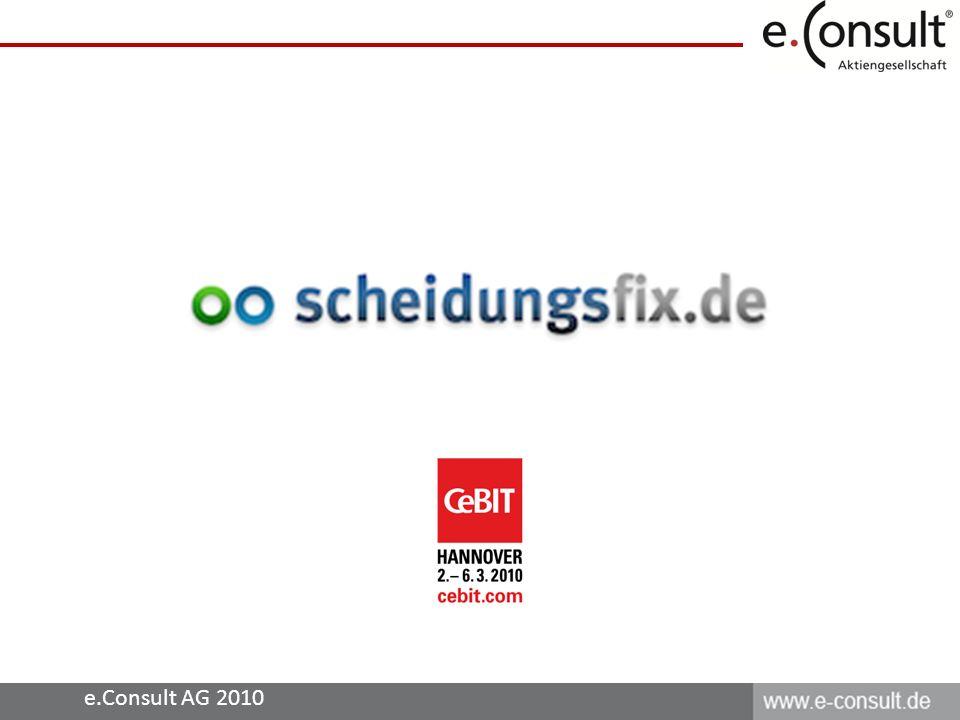 e.Consult AG 2010
