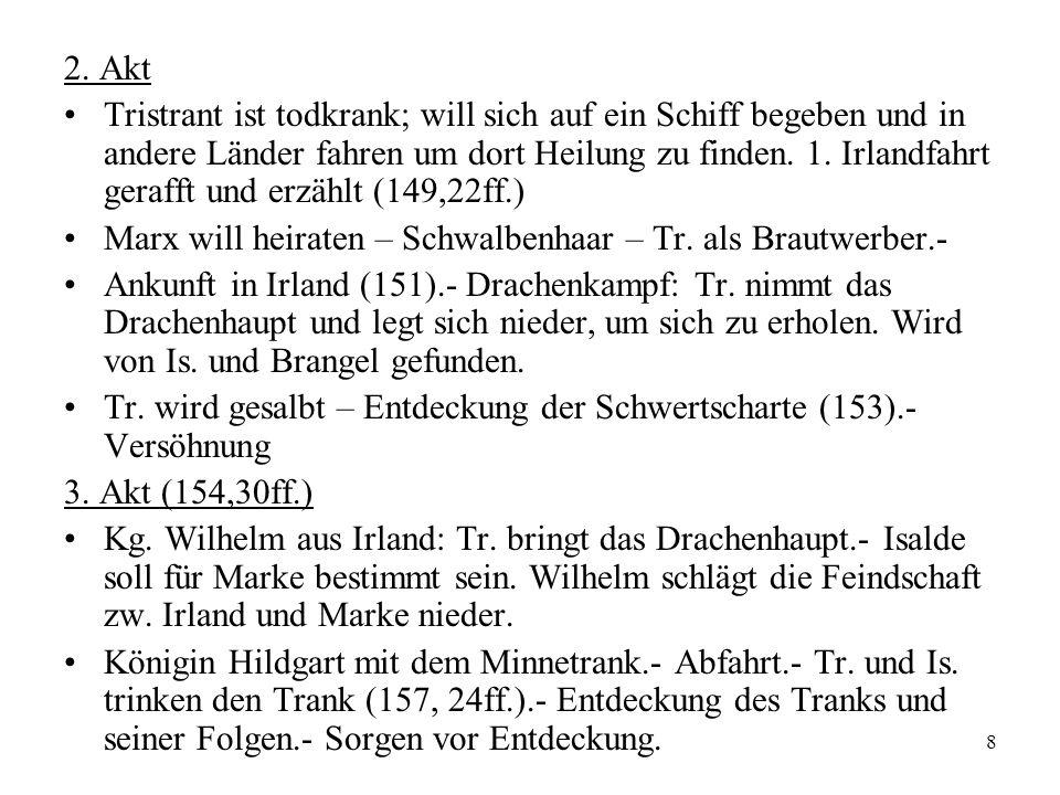 9 4.Akt (159, 33ff.) Kg. Marx: ein Postbot bringt die Meldung von der Ankunft Trs.
