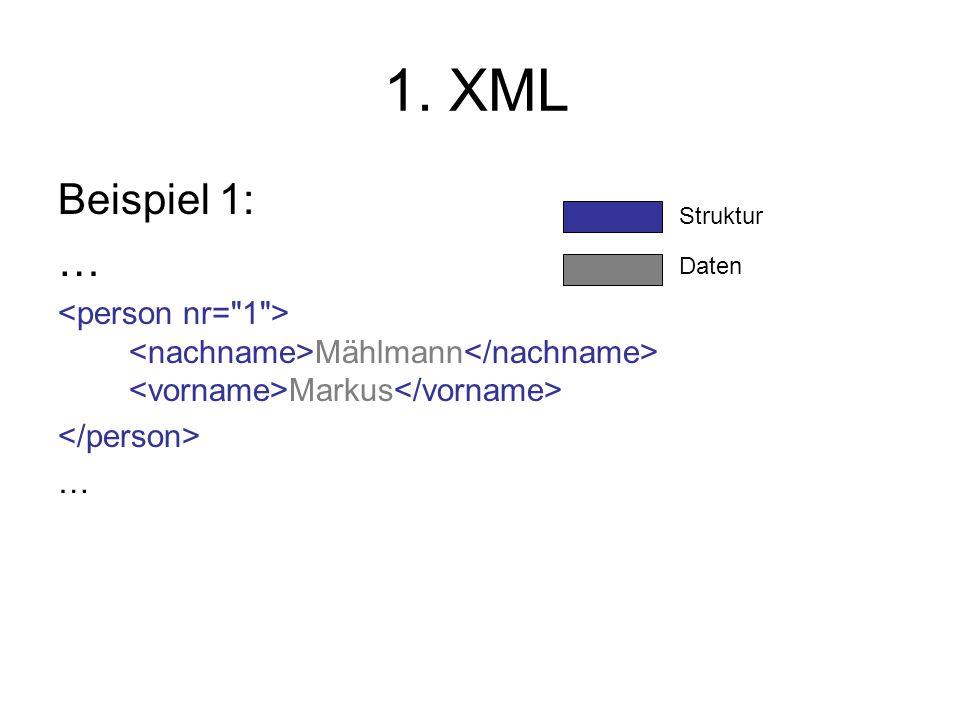 5. Learning XML in 11.5 Minutes Learning XML in 11.5 Minutes
