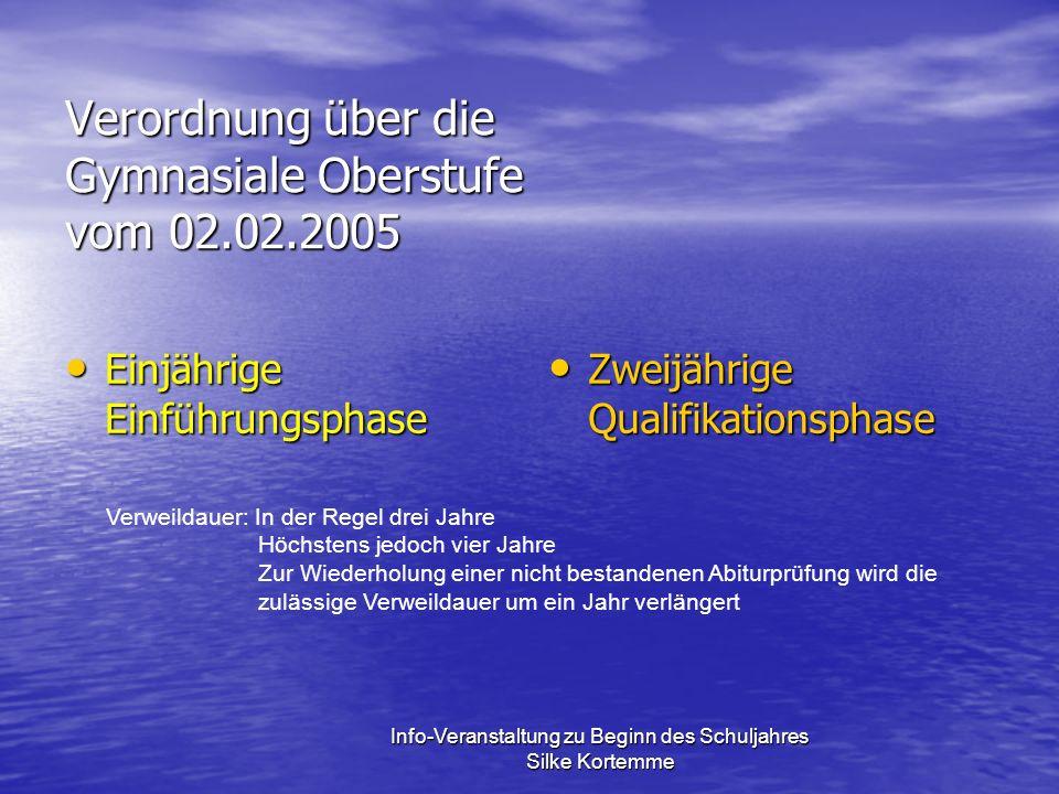 EinführungsphaseBereichAufgabenfeldFachWochenstd ab 2008/09 Pflichtbereich Pflichtbereich ADeutsch3 1.