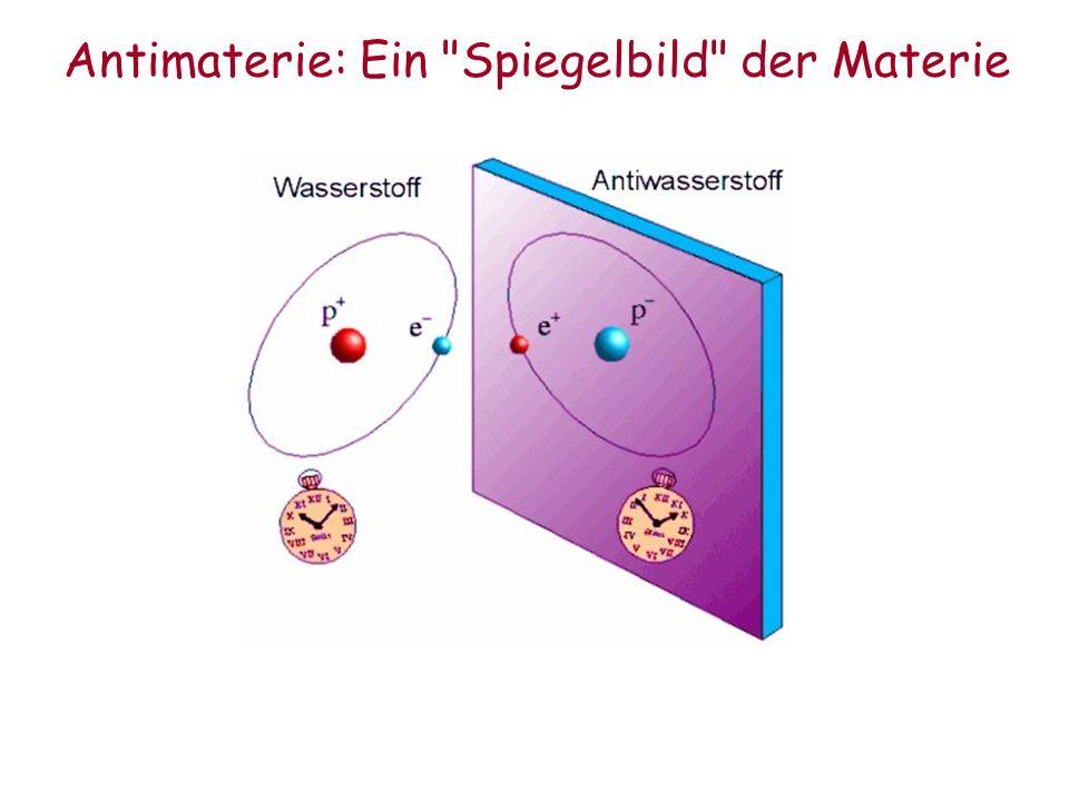 Antimaterie: Ein