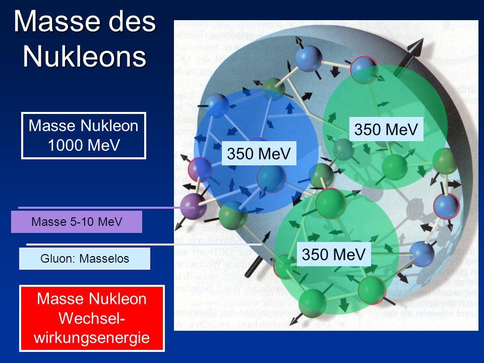 Struktur des Nukleons