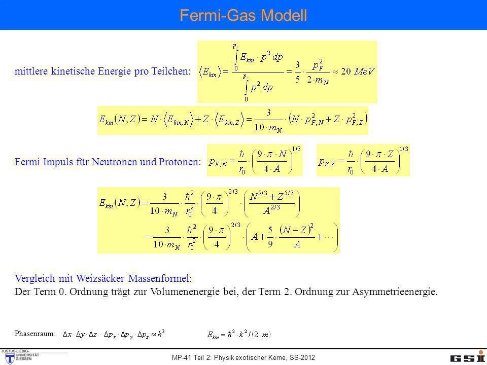 MP-41 Teil 2: Physik exotischer Kerne, SS-2012 Level scheme of 206 Hg 0.0 keV 997 keV 1348 keV 2345 keV B.
