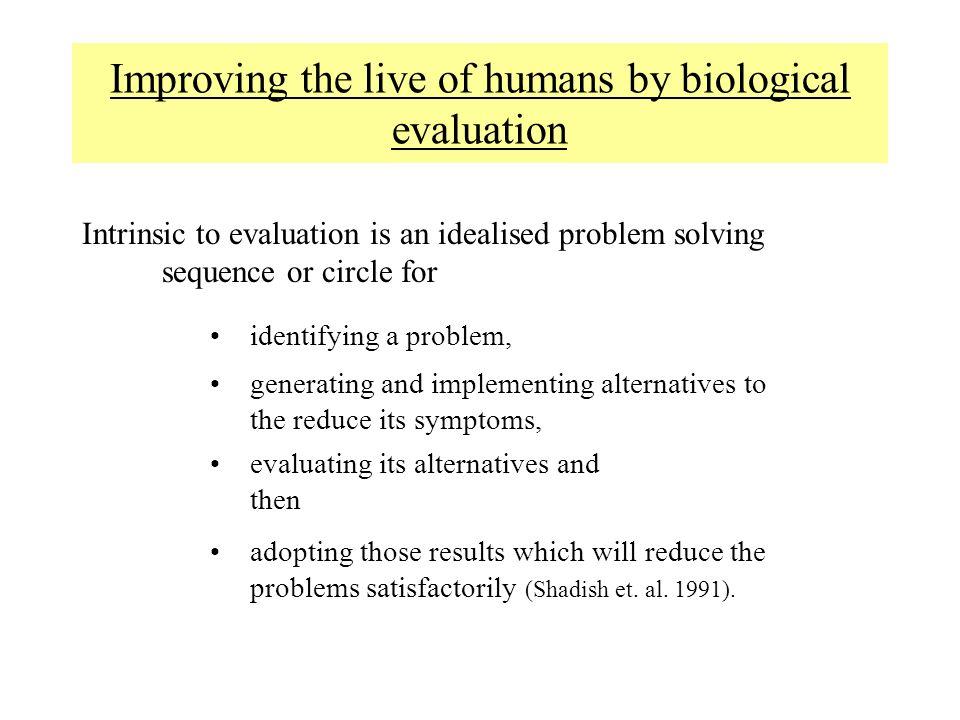 Comprehensive program evaluation (Rossi u.a.