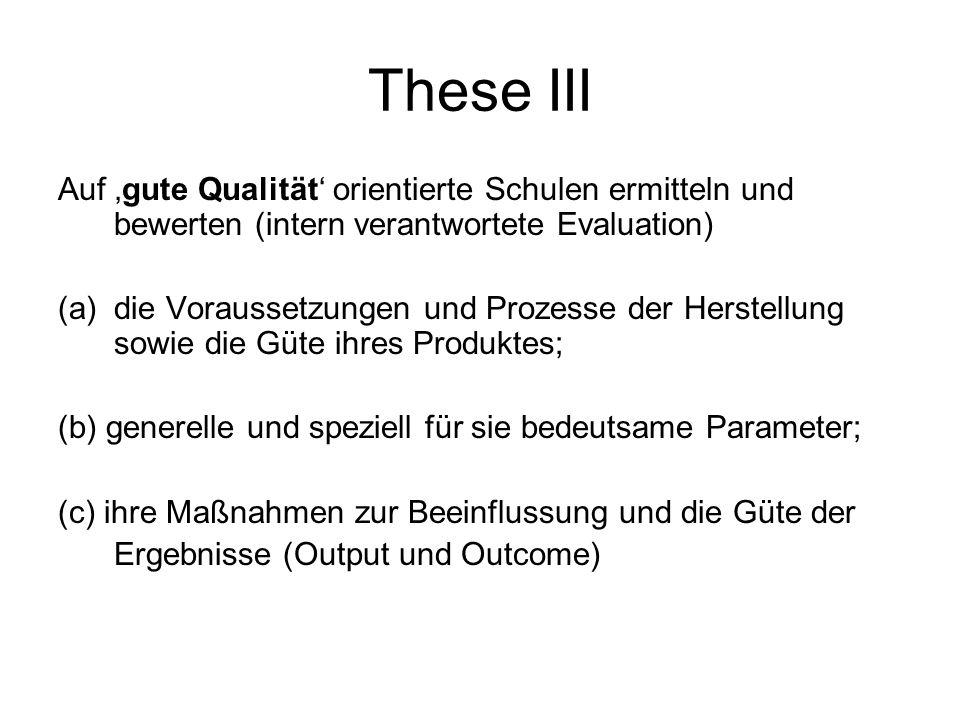 These II (a) Die adäquate Nutzung dieser Produkte (Lernumgebungen) führt kurzfristig zu Ergebnissen, die sich für die Lernenden als positive Leistungs
