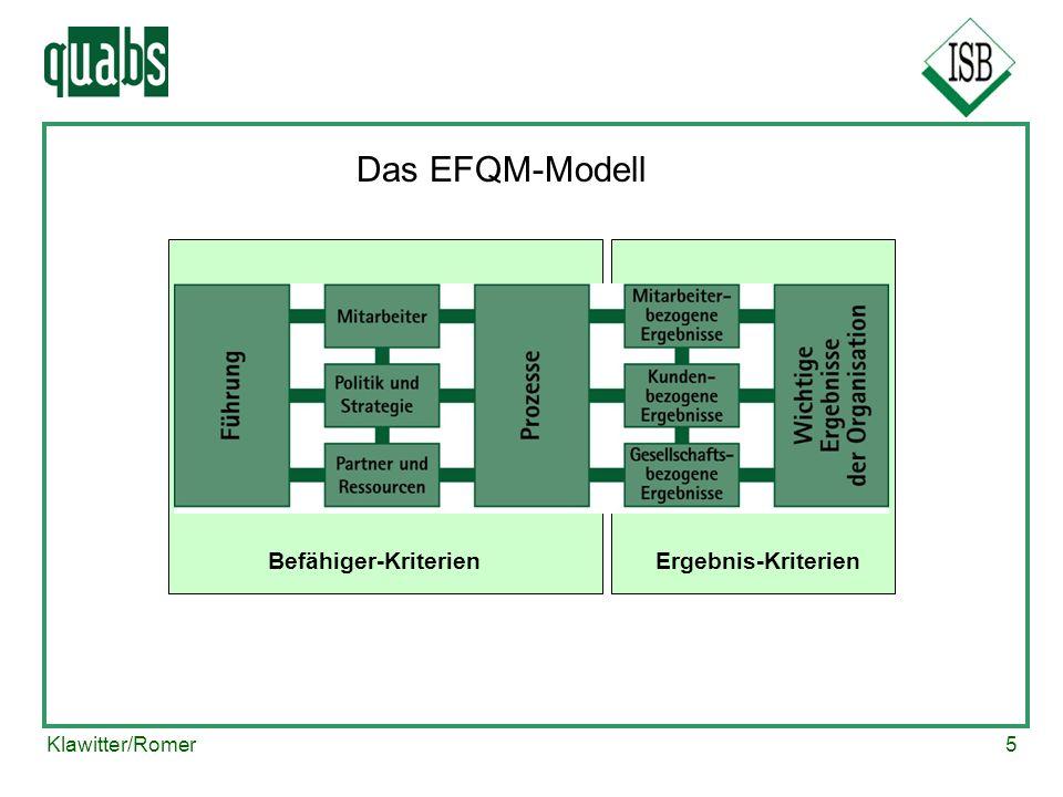 4 Schulung zum EFQM-Modell Datenerhebung und Erstellung der ersten Selbstbewertungsstudie Konsensmeeting Stärken und Verbesserungsbereiche Priorisieru
