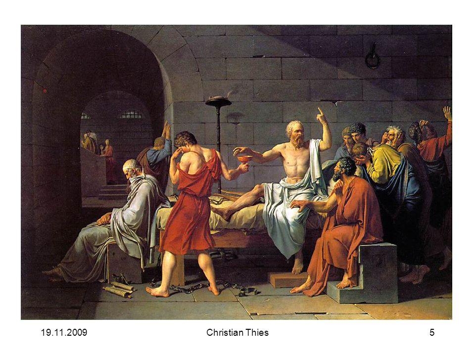 19.11.2009Christian Thies5