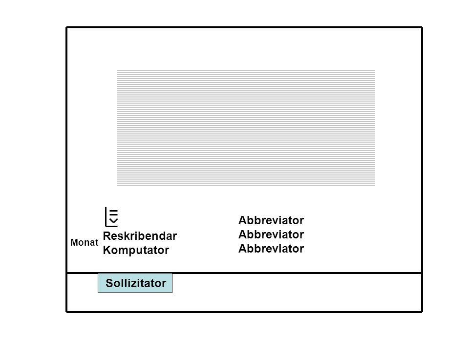 Reskribendar Komputator Monat Abbreviator Sollizitator