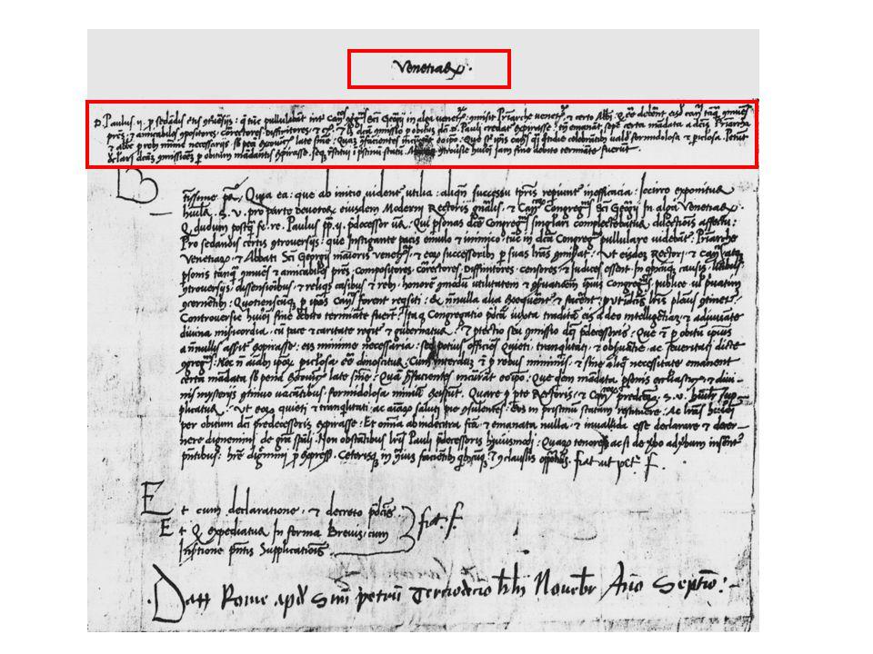et quod maior et verior specificatio omnium premissorum fieri possit in litteris