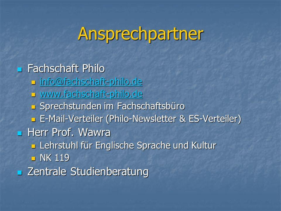 Ansprechpartner Fachschaft Philo Fachschaft Philo info@fachschaft-philo.de info@fachschaft-philo.de info@fachschaft-philo.de www.fachschaft-philo.de w
