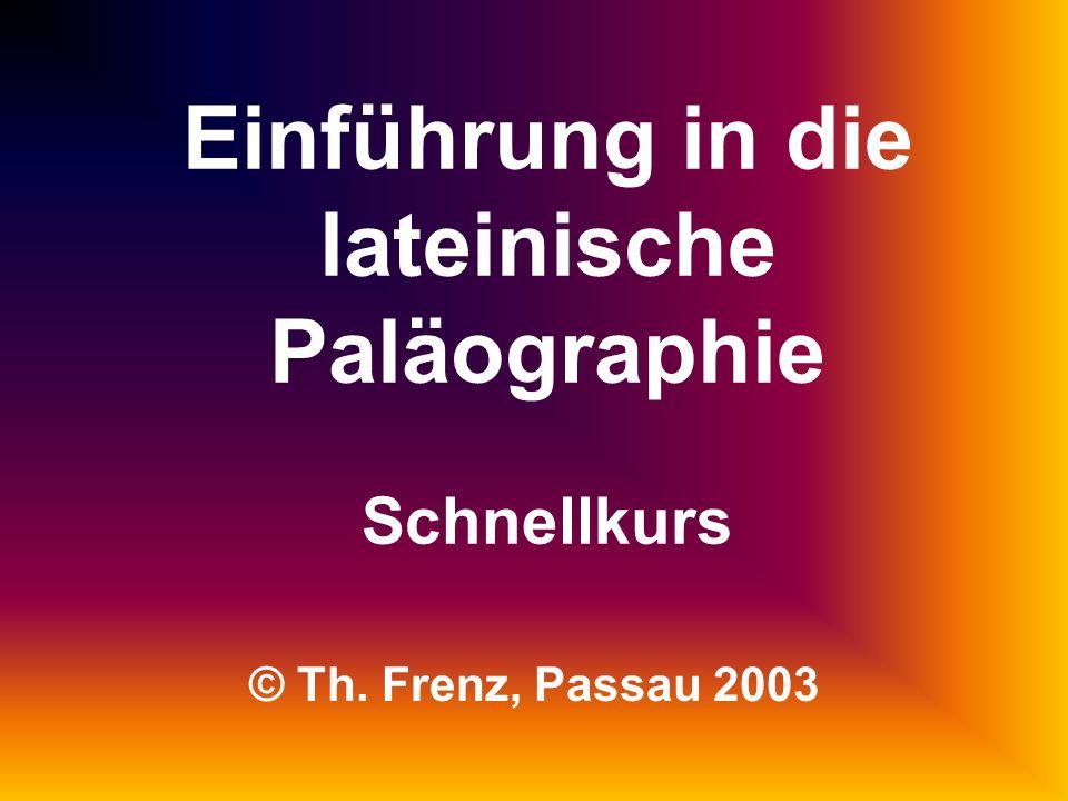 Definition: In Majuskelschriften (z.B.