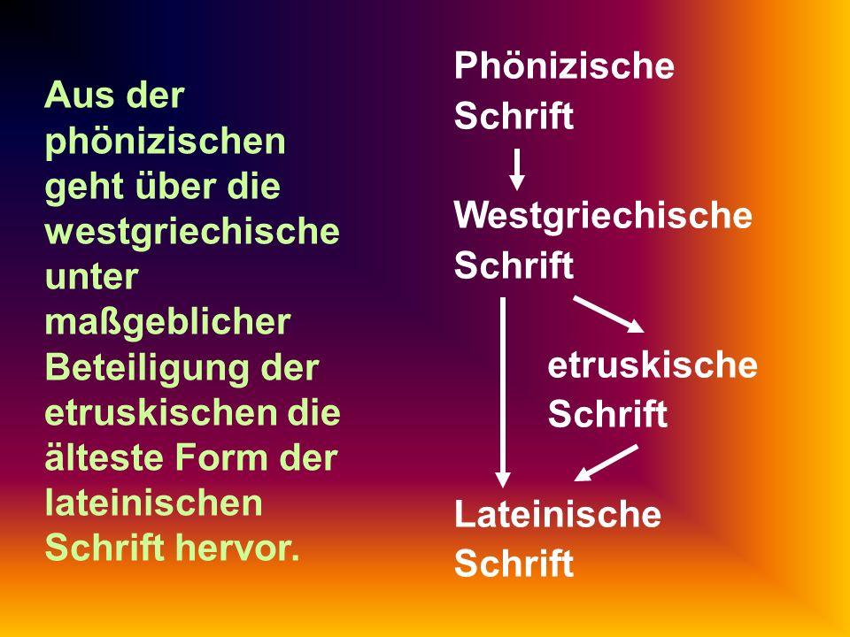 Insulare Schrift Insulare Majuskel Insulare Minuskel