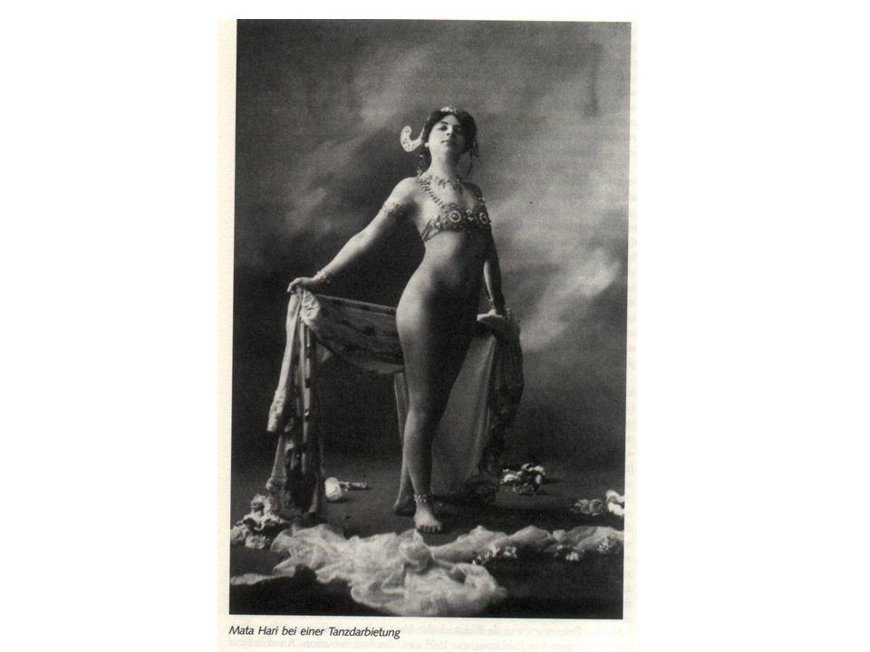 Verräterischer Tanz: Mata Hari