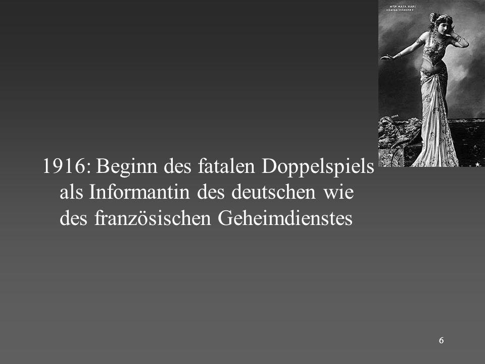 7 Funkspruch von Madrid nach Berlin Agent H-21, zugehörig zum zentralen Informationsbüro in Köln, im März zum zweiten Mal nach Frankreich gesandt, ist hier angekommen.