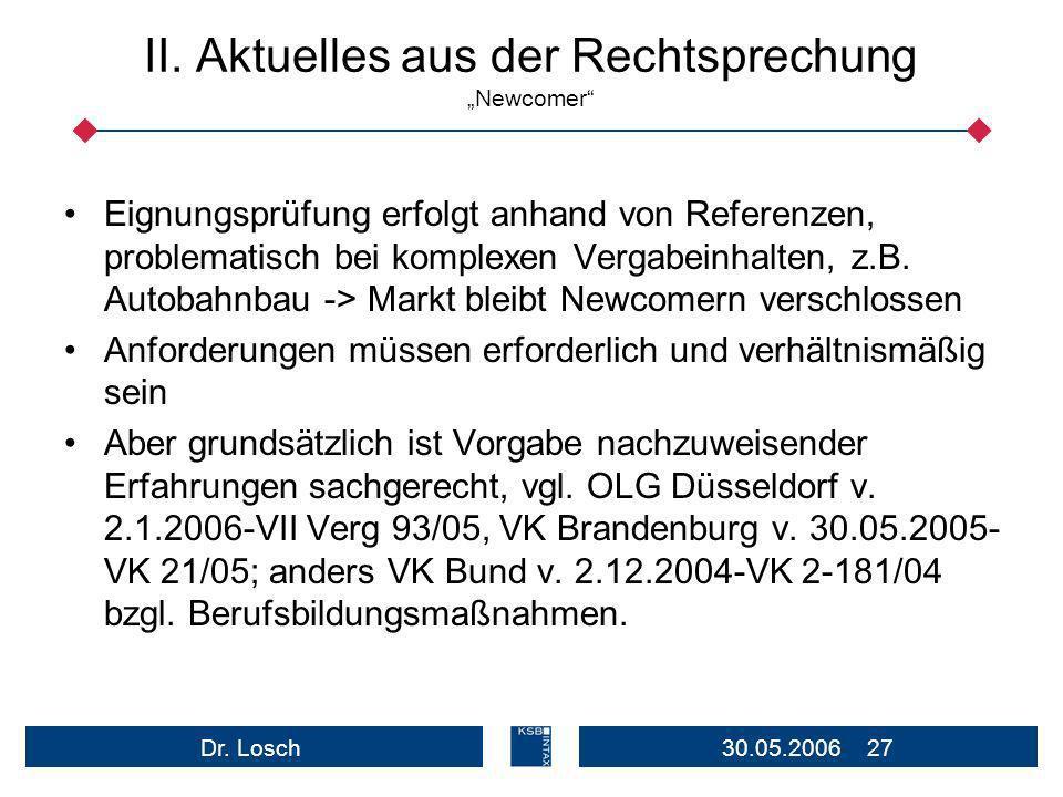 30.05.2006 27Dr.Losch II.