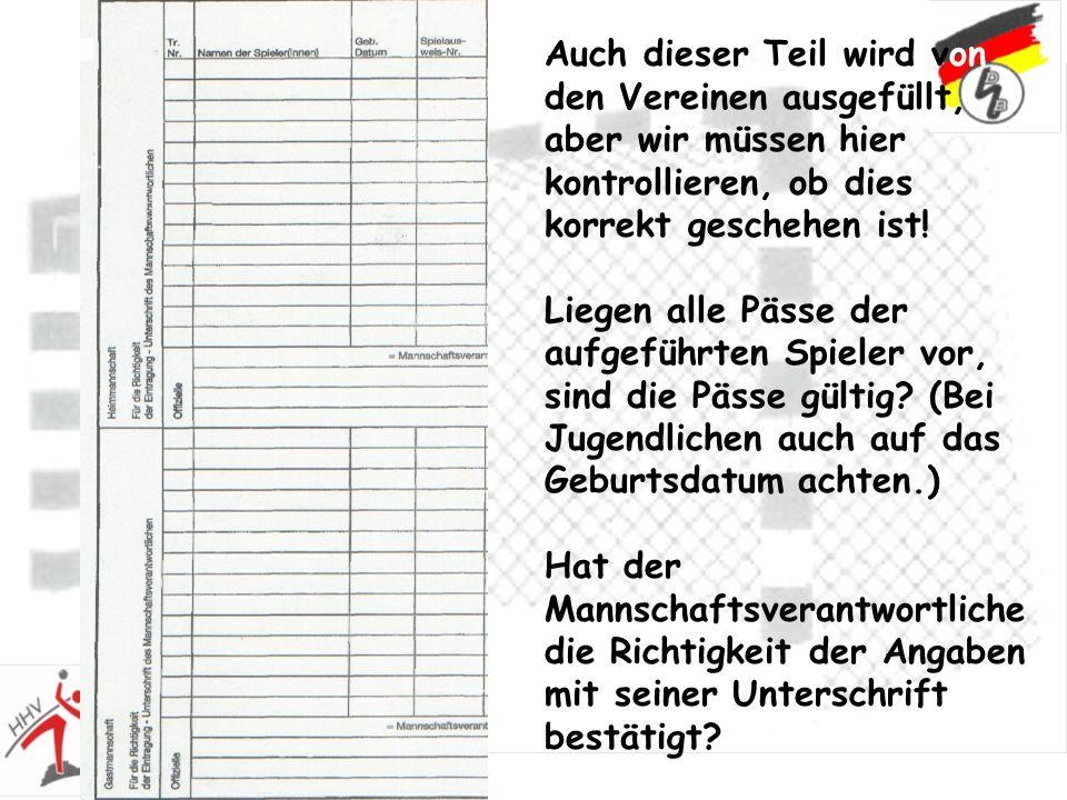 Mustermann Fridolin w 01.01.1987 HC Unbekannt 1234567 Für den angegebenen Verein spielberechtigt.