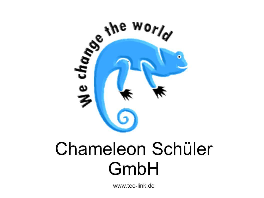 Chameleon Schüler GmbH www.tee-link.de