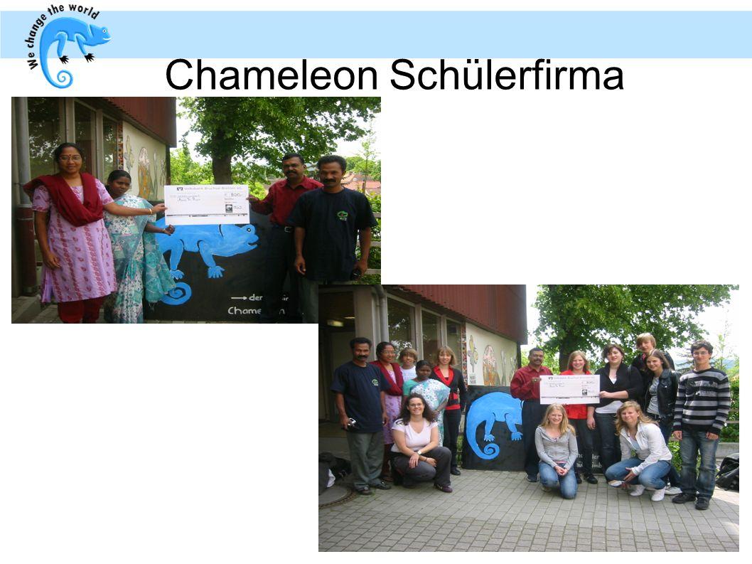 Chameleon Schülerfirma