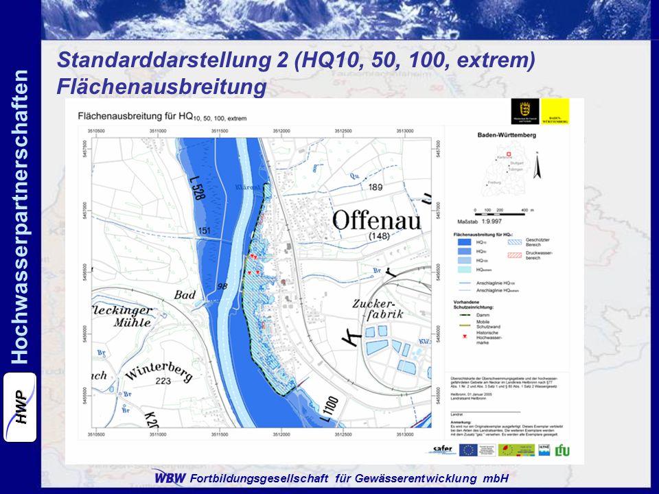 Fortbildungsgesellschaft für Gewässerentwicklung mbH Hochwasserpartnerschaften HWP Hochwassergefahrenkarten in Baden-Württemberg Ein Leitfaden zur Anwendung von Hochwassergefahrenkarten Veröffentlicht am 17.