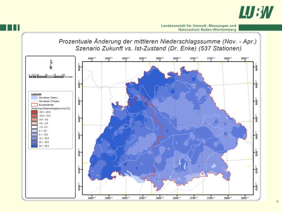 Klimawandel und Hochwasser im Südwesten Stuttgart, 08. März 2006