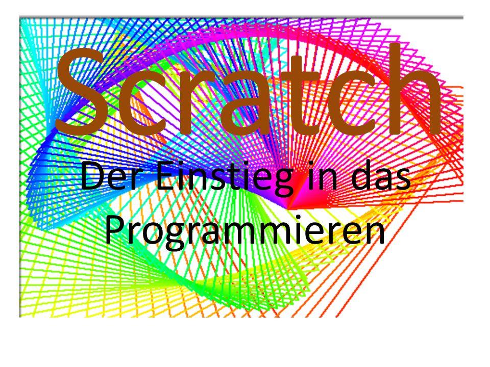 Scratch Der Einstieg in das Programmieren