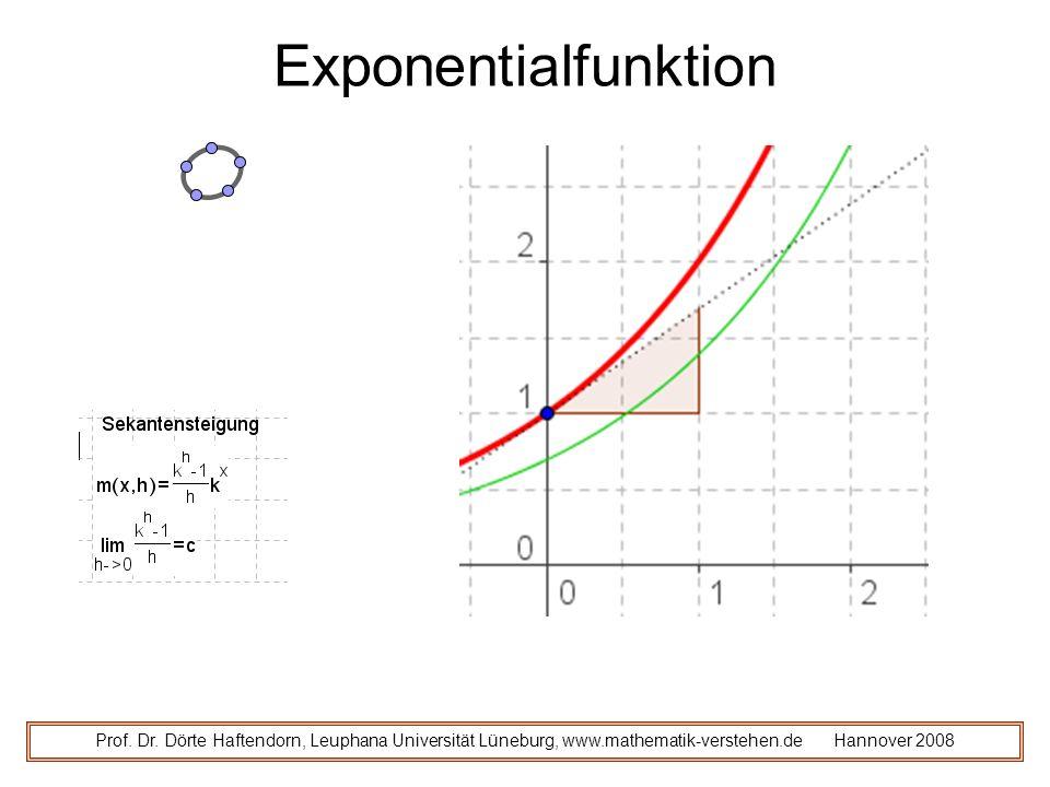 Exponentialfunktion Prof.Dr.
